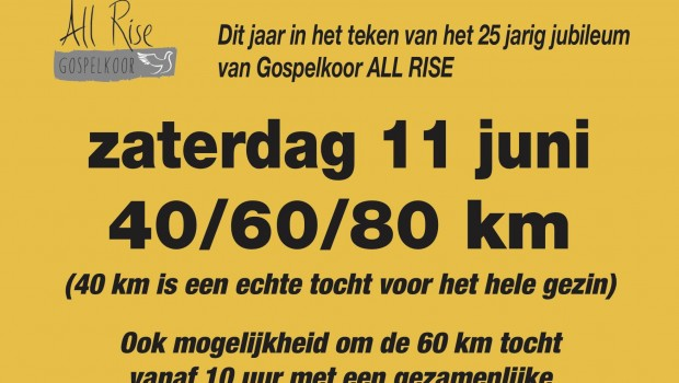 Poster Mik 80 toertocht 2016